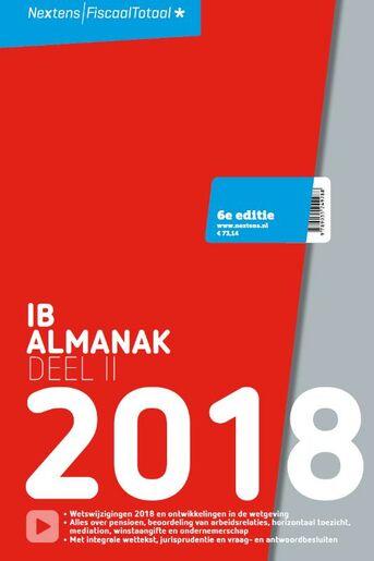 Nextens IB Almanak 2018