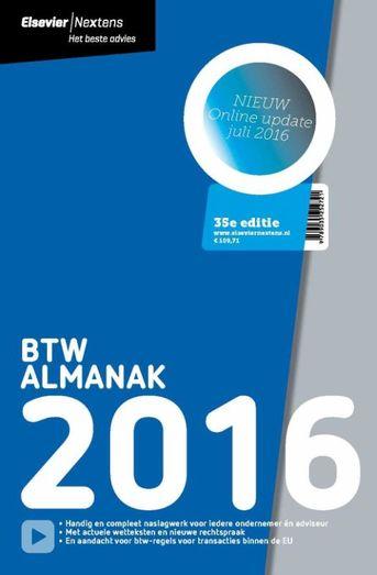 Elsevier BTW Almanak