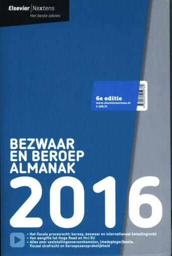 Elsevier bezwaar en beroep almanak