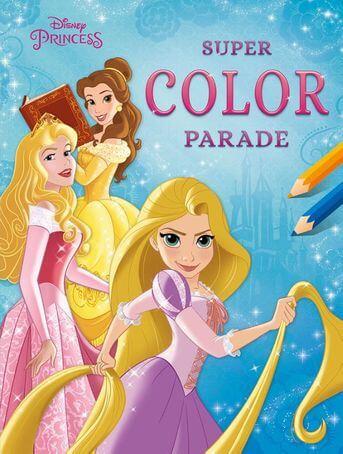 Disney Princess Super Color Parade