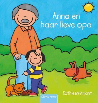 Anna en haar lieve opa
