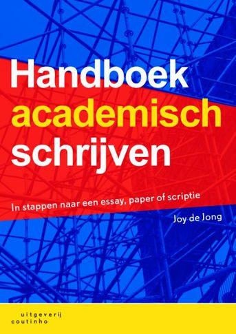 Handboek academisch schrijven