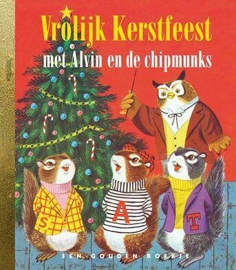 Vrolijk Kerstfeest met Alvin en de Chipmunks