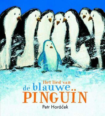Het lied van de blauwe pinguïn