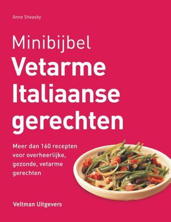 Vetarme Italiaanse gerechten