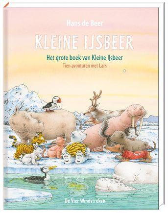 Het grote boek van Kleine IJsbeer