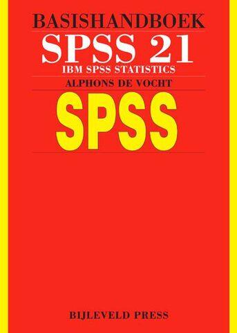 Basishandboek SPSS 21