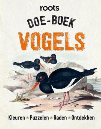 Doe-boek vogels