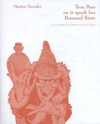 Tom Poes en it spoek fan Bommel State