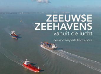 Zeeuwse zeehavens vanuit de lucht / seaports from above