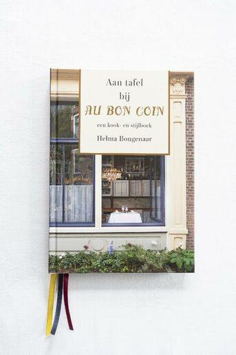 Aan tafel bij Au Bon Coin