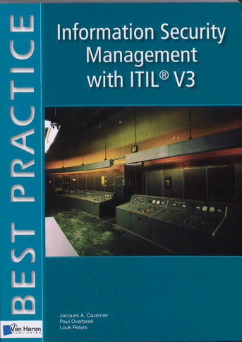 Information Security Management with ITIL V3