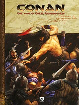 Conan weg der koningen