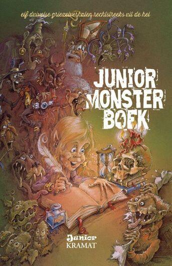 Junior monsterboek