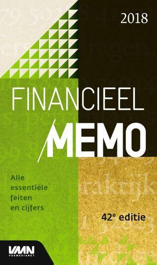 Financieel Memo 2018