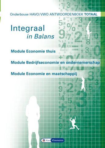Integraal in Balans