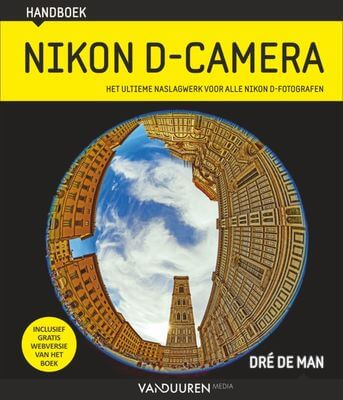 Handboek Nikon D camera