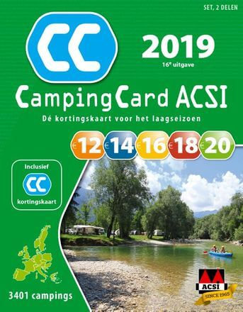 ACSI CampingCard set