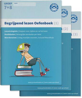 Begrijpend lezen Oefenboek