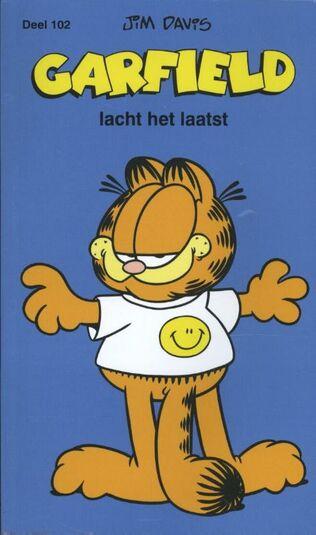 Garfield Lach het laatst
