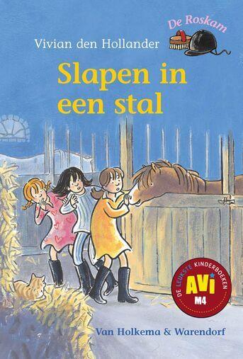 Slapen in een stal (e-book)