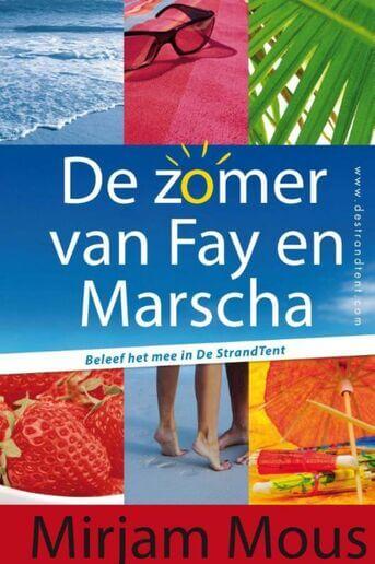 De zomer van Fay en Marscha (e-book)