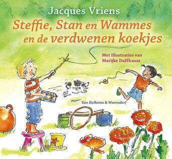 Steffie, Stan en Wammes en de verdwenen koekjes (e-book)