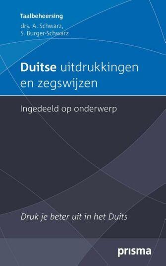 Duitse uitdrukkingen en zegswijzen ingedeeld op onderwerp (e-book)