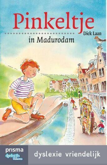 Pinkeltje in Madurodam (e-book)