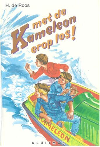 Met de Kameleon erop los! (e-book)