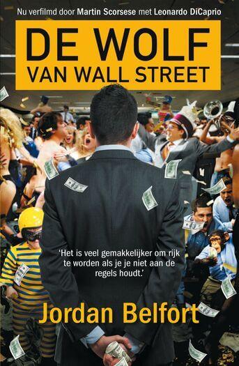 De wolf van wall street (e-book)