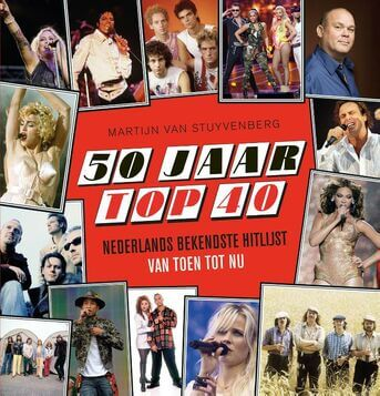50 jaar Top 40 (e-book)