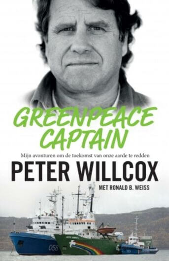 Greenpeace Captain (e-book)