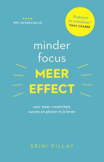 Minder focus, meer effect (e-book)