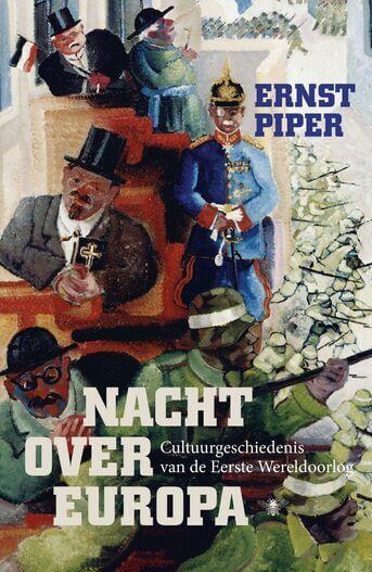 Nacht over Europa (e-book)