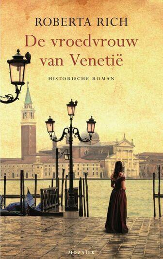 De vroedvrouw van Venetië (e-book)