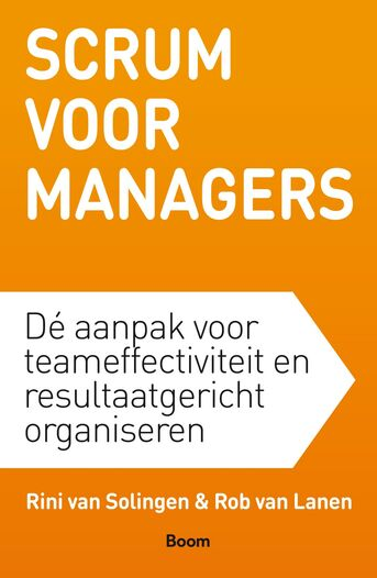 Scrum voor managers (e-book)