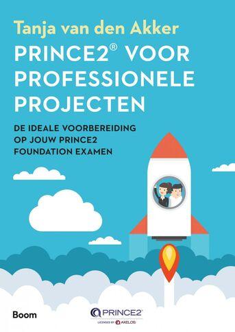 PRINCE2® voor professionele projecten (e-book)