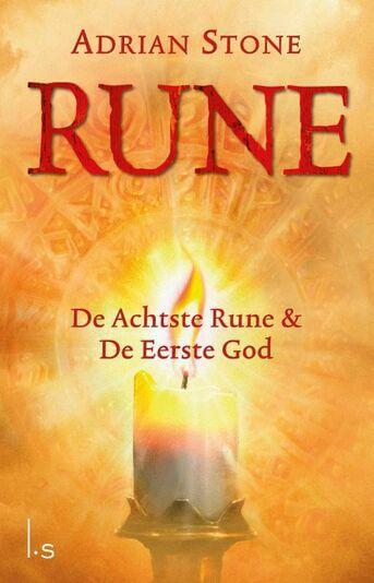 De achtste rune; De eerste God (e-book)