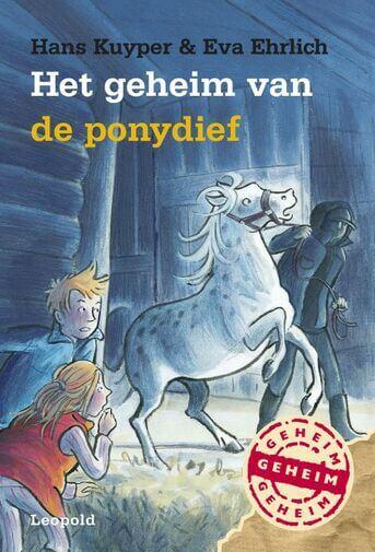 Het geheim van de ponydief (e-book)