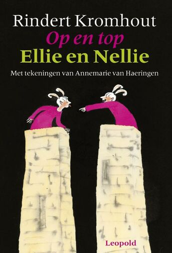 Op en top Ellie en Nellie (e-book)