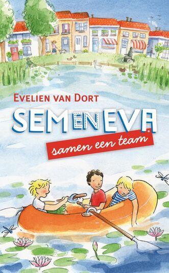 Sem en Eva samen een team (e-book)