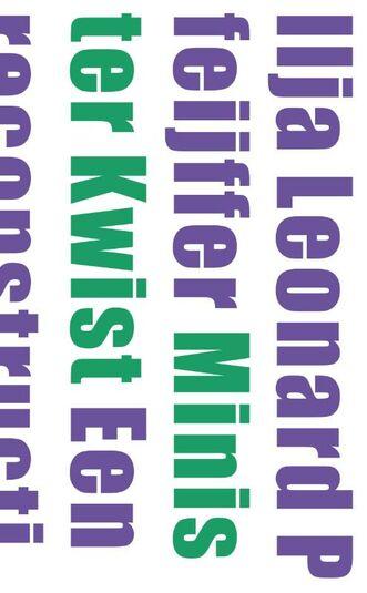Minister Kwist (e-book)