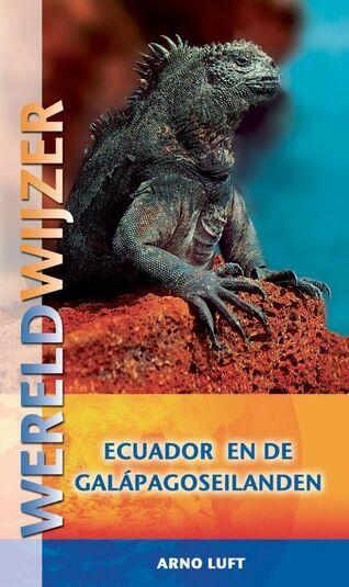 Wereldwijzer reisgids Ecuador en de Galapagos eilanden (e-book)