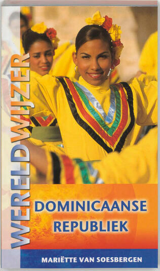 Wereldwijzer reisgids Dominicaanse republiek (e-book)