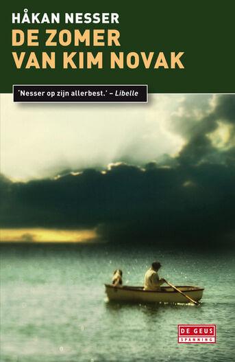 De zomer van Kim Novak (e-book)
