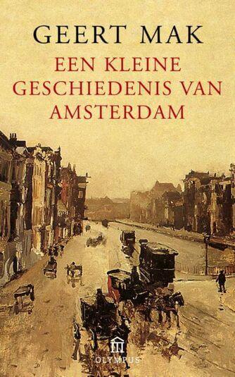 Een kleine geschiedenis van Amsterdam (e-book)
