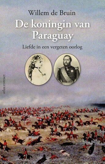 De koningin van Paraguay (e-book)