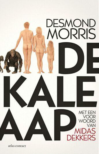 De kale aap (e-book)