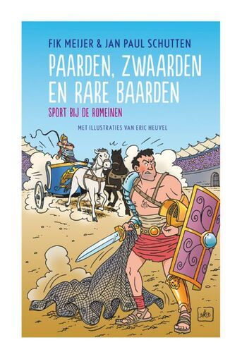 Paarden, zwaarden en rare baarden (e-book)